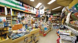 La Cartoleria Ruboni - Interno del negozio